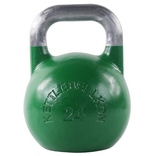 KETTLEBELLKON (ケトルベル魂)プログレード・ケトルベル 8kg 12kg 16kg 20kg 24kg 28kg 32kg(競技用スティール製・ケトル