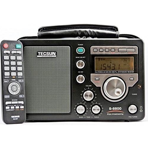 【超目玉】 TECSUN S-8800 FM76-108MHz 短波ラジオ FM/LW/MW TECSUN/SW 短波ラジオ 100VACアダプター付属 FM76-108MHz 日本語版説明書, ebeads:2420c801 --- grafis.com.tr