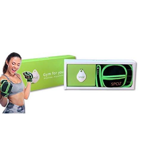 【メール便無料】 SPOZ ボクササイズ ダイエット 自宅 スマホ タブレット アプリ エクササイズ bluetooth(たった3分!20種目以上のト, 奥田ねっとストア 433f1717