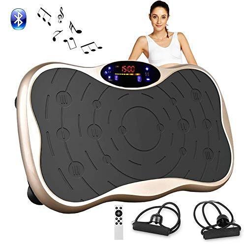 振動マシン フィットネスマシン 振動ステッパー スマート 振動調節 99段階 脂肪燃焼 全身振動 体幹強化 マシンB
