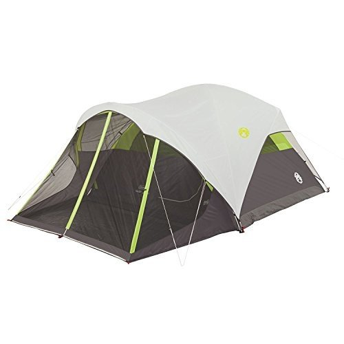 Coleman Steel Creek 6 Person Fast Pitch Dome with Screenroom [並行輸入品]