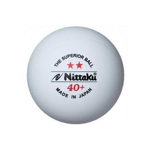 NB-1320 Nittaku(ニッタク) プラ 2スター 3個入り 硬式ボール(練習用)|dazzle-sp|02