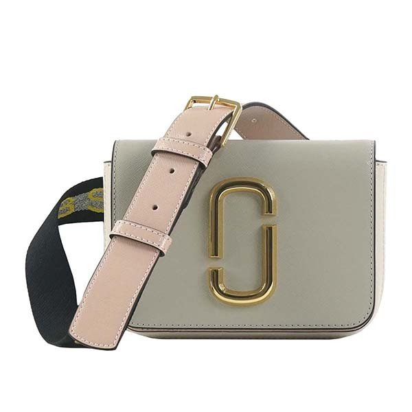 MARC JACOBS マークジェイコブス M0014319 088 XSベルトバッグ L.GY バッグ  お取り寄せ商品