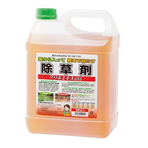 赤城物産 グリホエキス液剤/10L 10L DCMオンライン DCMオンライン DCMオンライン - 通販 - PayPayモール 516