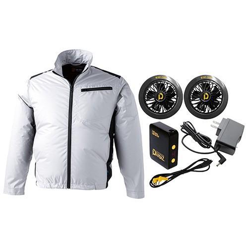 SK11 WZライトファンジャケットS/9187SK-M サイズ:M