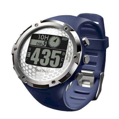 ShotNavi GPSゴルフウォッチ/W1-FW ネイビー