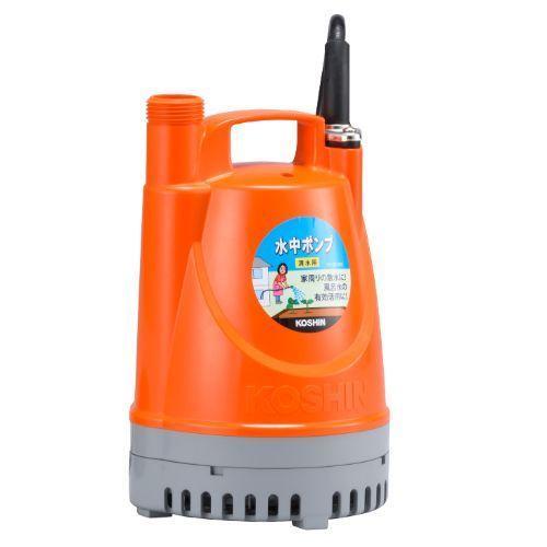 工進 清水用水中ポンプ25ミリ/YK-625 60Hz