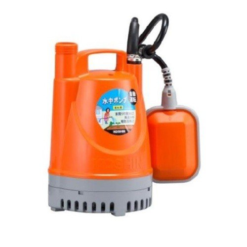 工進 清水用水中ポンプ25ミリフロート付/YK-625A 60Hz