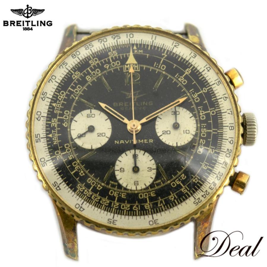 激安本物 ブライトリング ナビタイマー 806 手巻 アンティーク BREITLING メンズ 腕時計, アミマチ 219ea7bb