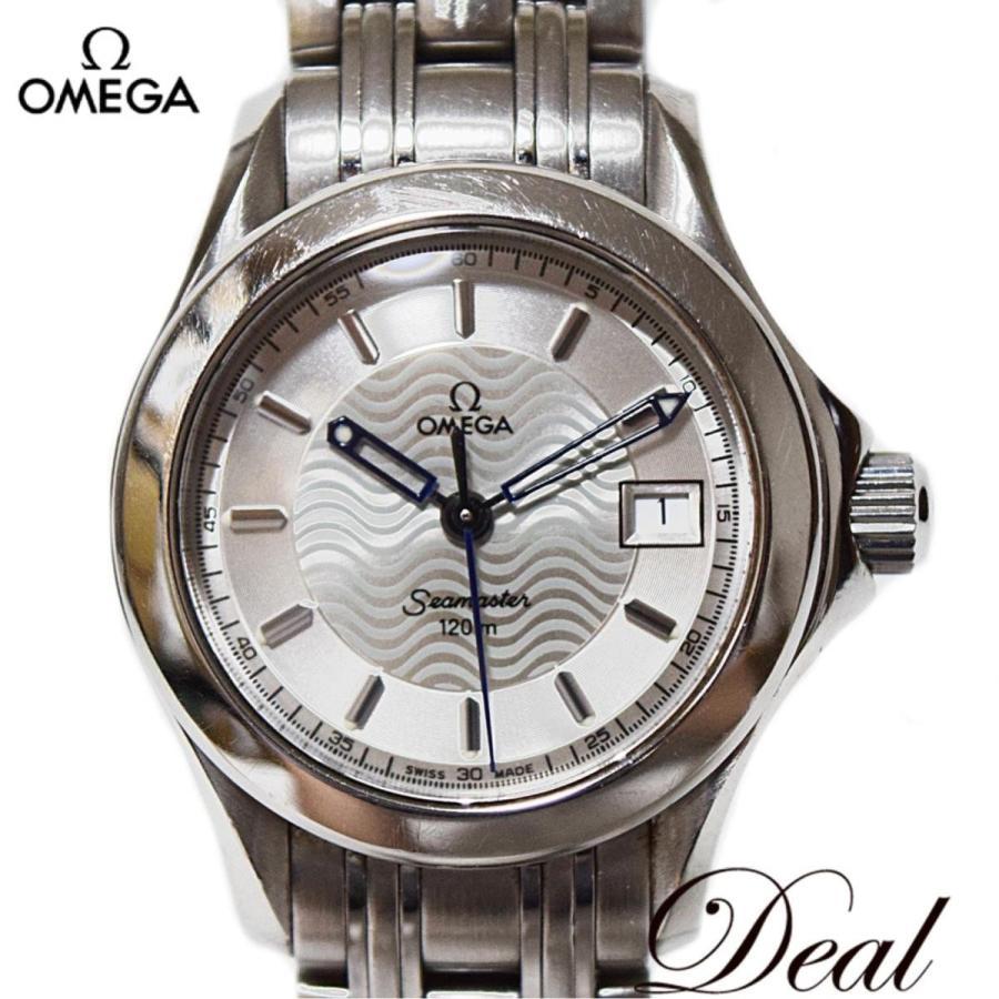 お気に入りの オメガ シーマスター120 2581.31 腕時計 レディース OMEGA, ミナミタカキグン adf2d3cb