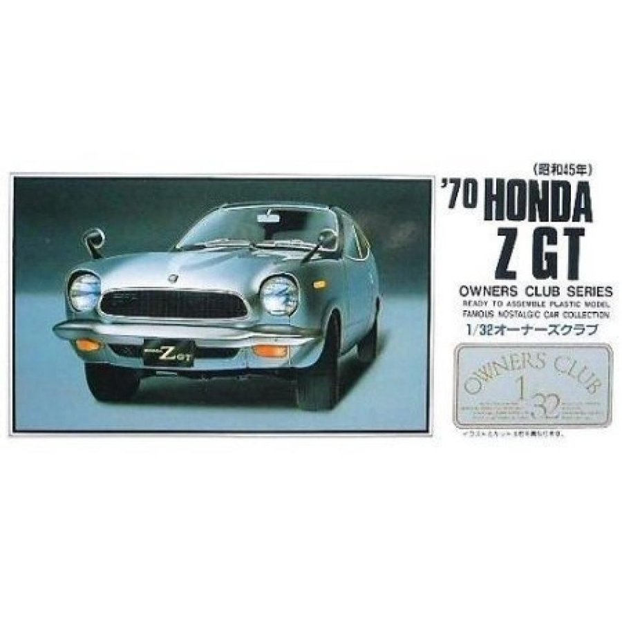 ホンダ ミニカー 1/32 `70 Honda Z GT (Model Car) Micro Ace(Arii) Owners Club|No.10 by Micro Ace 輸入品