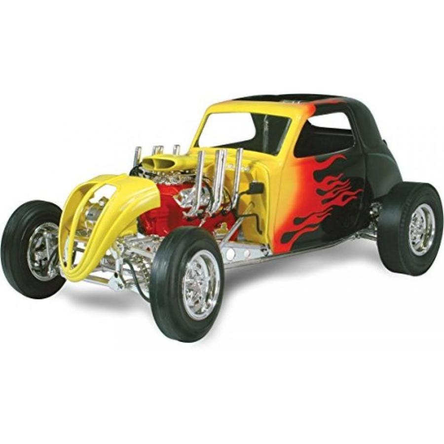 【送料無料】ミニカー Lindberg 1:12 scale Fiat Dragster 輸入品