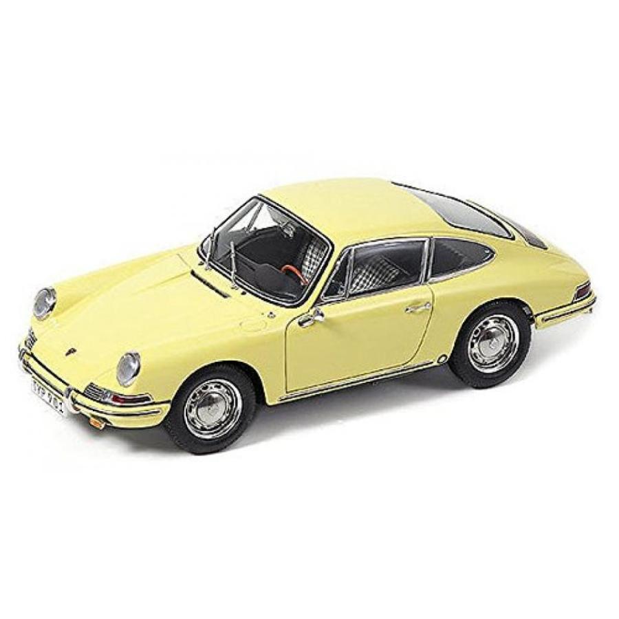 ポルシェ ミニカー CMC: Porsche 911 1964 champagne 黄, Limited Edition 輸入品