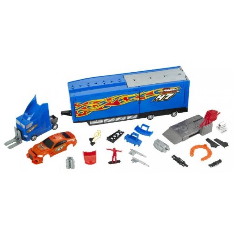 【送料無料】ミニカー Hot Wheels Custom Motors Ultimate Repair Rig 輸入品