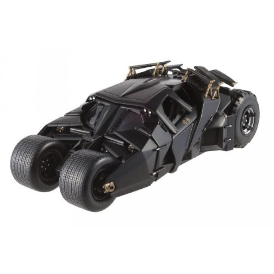 【送料無料】ミニカー Hot Wheels Elite The Dark Knight Batmobile 輸入品