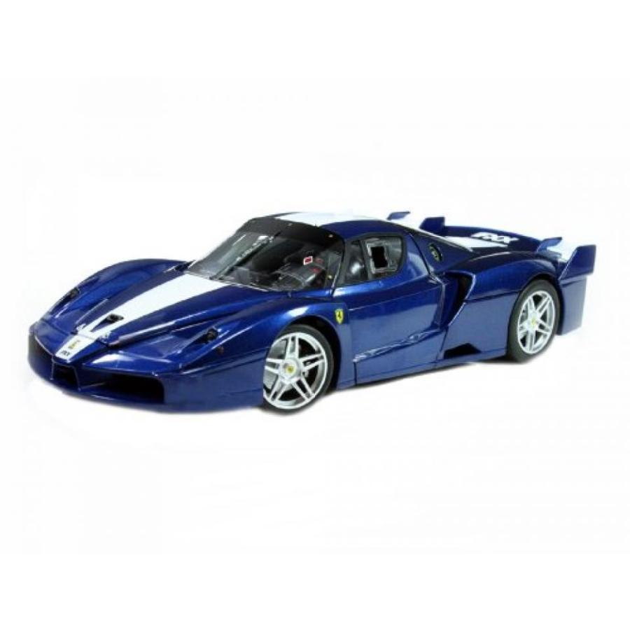 【送料無料】ミニカー Hot Wheels Collector Foundation Ferrari Fxx Evo - 青 輸入品