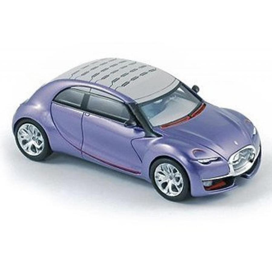 【送料無料】ミニカー Citroen Revolte (Salon de Francfort 2009) in 紫の (1:43 scale) Diecast Model Car 輸入品