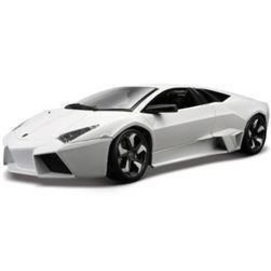 【送料無料】ミニカー Lamborghini Reventon Diecast Model 白い 1/18 輸入品