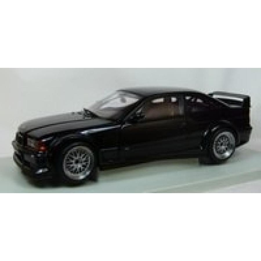 【送料無料】ミニカー UT Models BMW E36 M3 GTR Street Car 黒 Model 1:18 輸入品