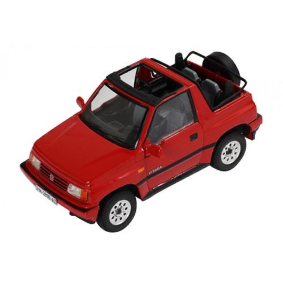 【送料無料】ミニカー Suzuki Vitara Convertible (1992) Diecast Model Car 輸入品