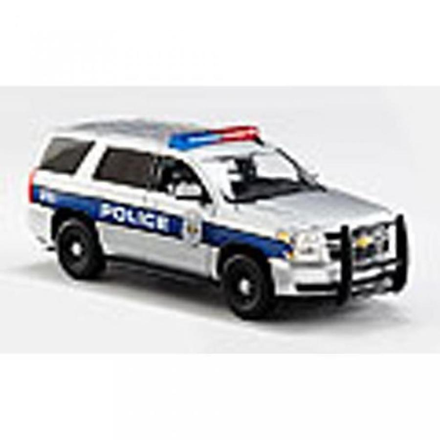 【送料無料】ミニカー 1/24 2015 Tahoe Police 輸入品