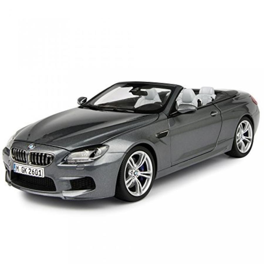【送料無料】ミニカー Paragon 97062 BMW M6 F12M Convertible Space グレー 1-18 Diecast Car Model 輸入品