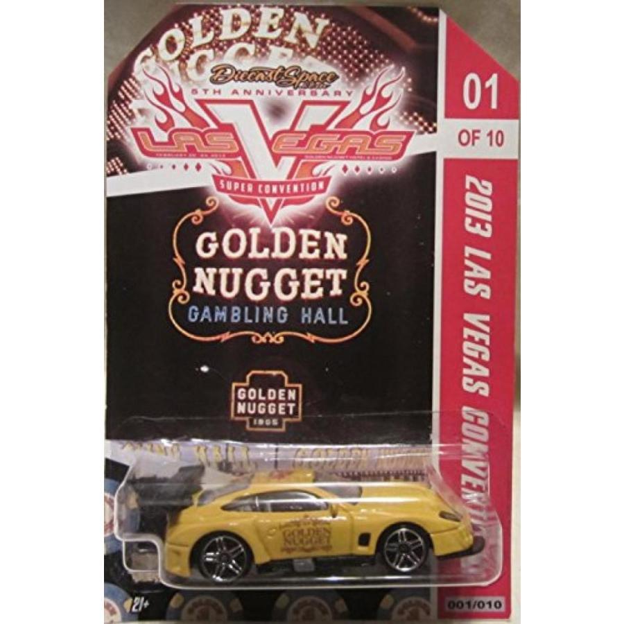 【送料無料】ミニカー Hot Wheels CUSTOM FERRARI 575 GTC 2013 Las Vegas Convention Collectible Die Cast Model Car Limited Edition 1 of 10 Made!!!