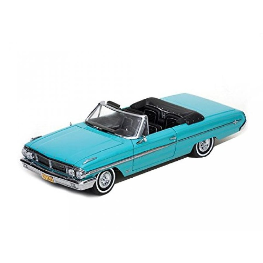 フォード ミニカー 1964 Ford Galaxie 500 Open Convertible Pagoda 緑 1/18 by Sunstar 1424 輸入品