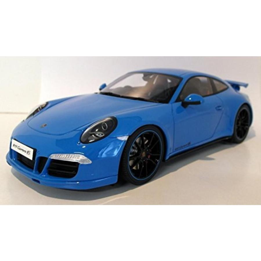 【送料無料】ミニカー GT Spirit 1/18 Scale Resin Sealed body - GT085 Porsche 911 991 Carerra 4S 青 輸入品