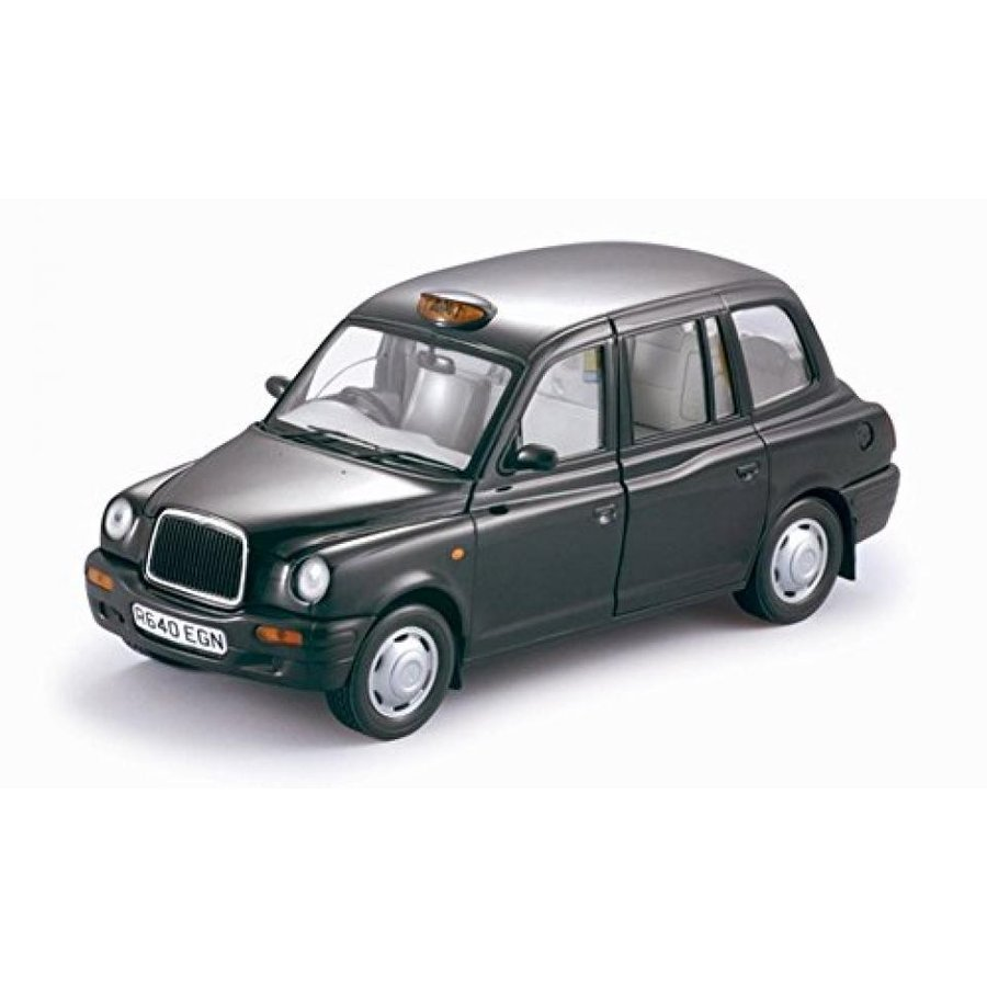 【送料無料】ミニカー 1998 TX1 London Taxi Cab, 黒 - Sun Star 1120 - 1/18 Scale Diecast Model Toy Car 輸入品