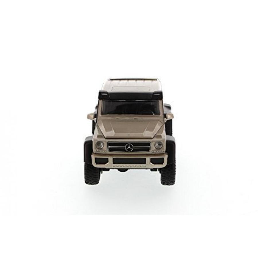 【送料無料】ミニカー Jurassic World Mercedes Benz G 63 AMG 6 x 6 SUV/Pick-up Truck, Biege - JADA 97080 - 1/24 Scale Diecast Model Toy Car 輸入品