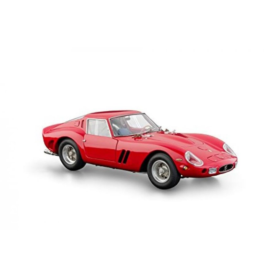 フェラーリ ミニカー CMC-Classic Model Cars USA Ferrari 250 GTO 1962 Limited Edition Die Cast Vehicle (1:18 Scale), 赤 輸入品
