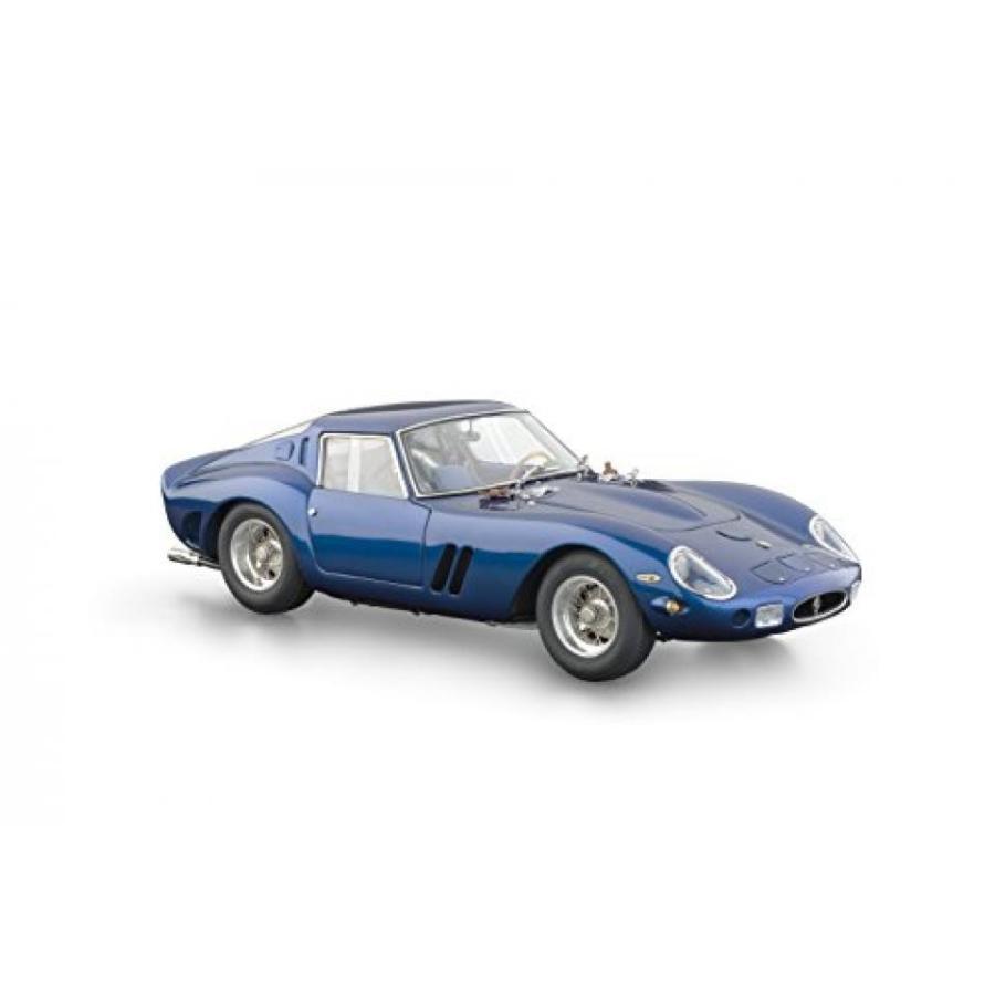 フェラーリ ミニカー CMC-Classic Model Cars USA Ferrari 250 GTO 1962 Limited Edition Die Cast Vehicle (1:18 Scale), 青 輸入品