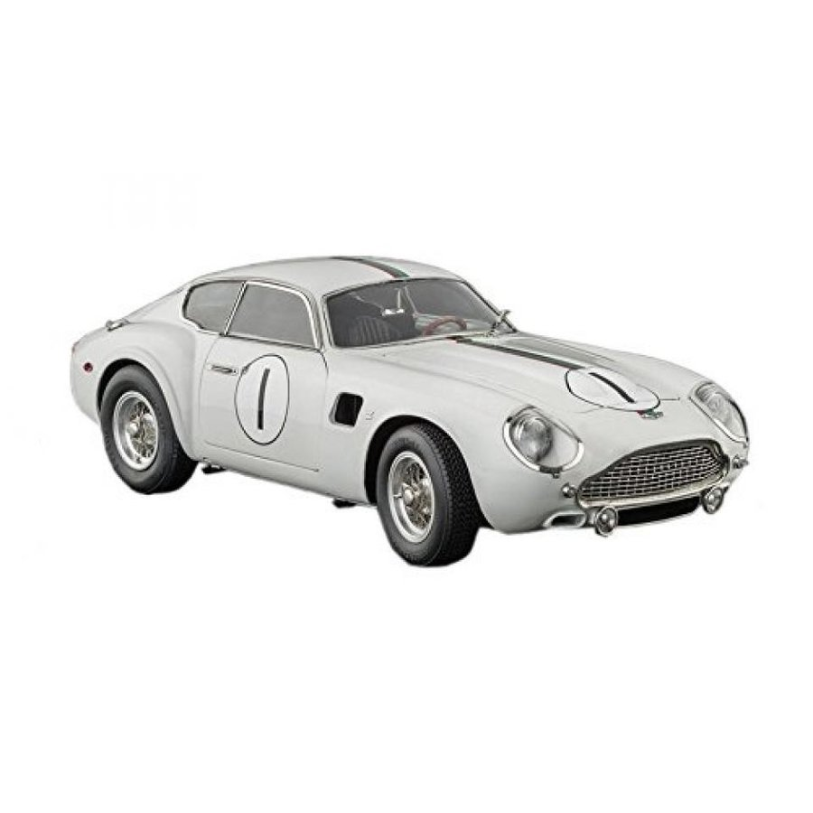 フェラーリ ミニカー CMC-Classic Model Cars USA Aston Martin DB4 Zagato Vehicle, 白い 輸入品