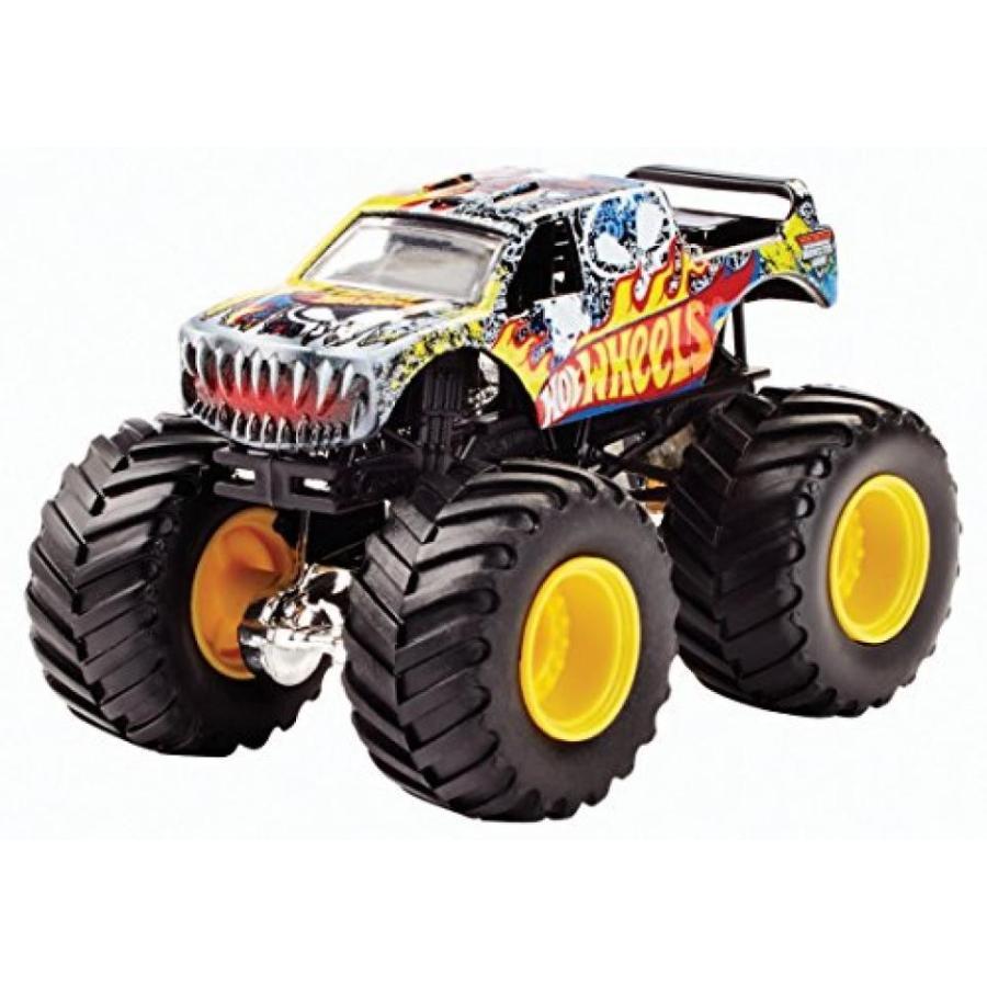 【送料無料】ミニカー Hot Wheels Monster Jam Hot Wheels Flashback Vehicle 輸入品