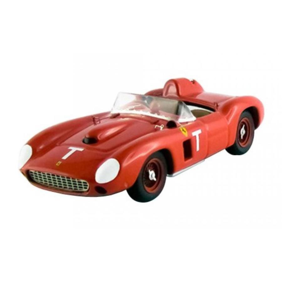 フェラーリ ミニカー Ferrari 290 S, test, Targa Florio, 1958, Model Car, Ready-made, Art Model 1:43 輸入品