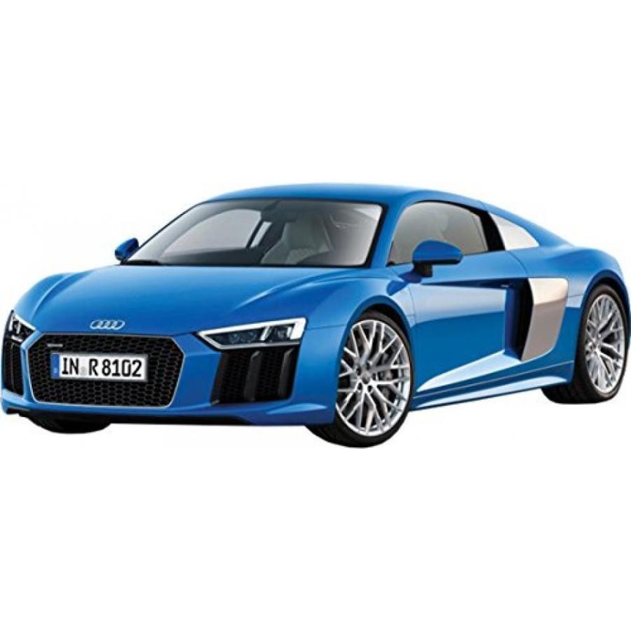 アウディ ミニカー Audi R8 V10 Plus Exclusive Range High Detailed Diecast 1:18 Scale Model Car Toy- ASSORTED COLORS 輸入品