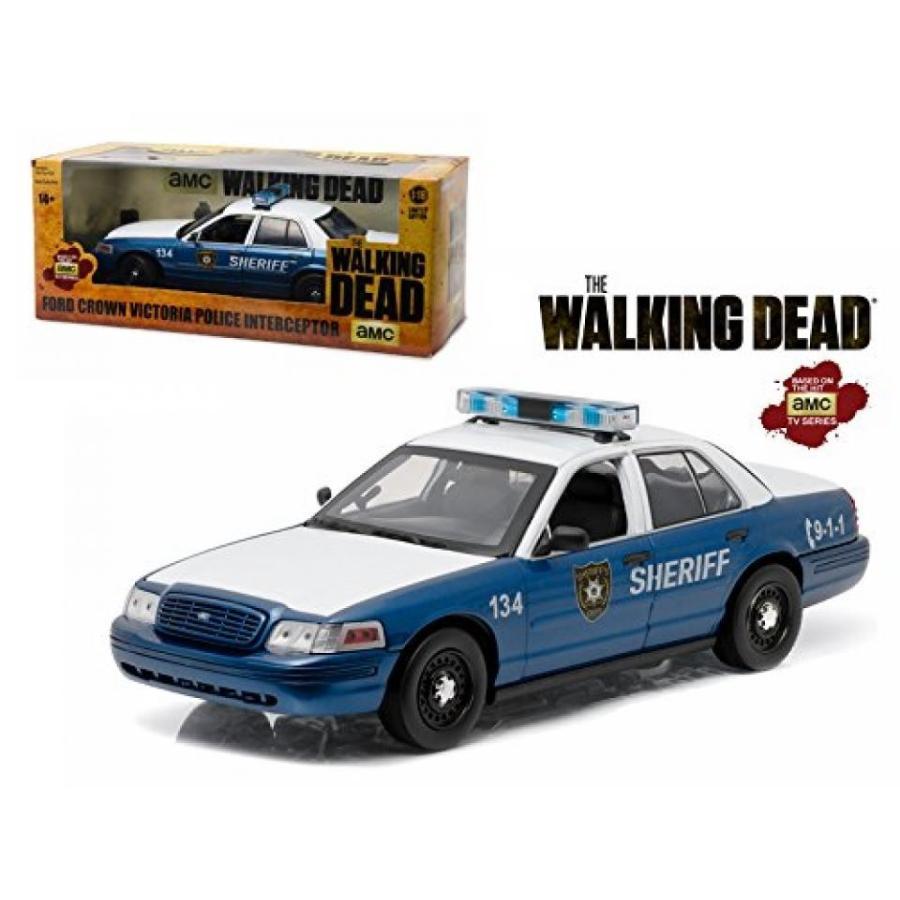 【送料無料】ミニカー Rick and Shane's 2001 Ford Crown Victoria Police Interceptor