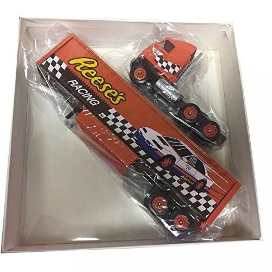 【送料無料】ミニカー Winross 1994 Reese's Racing Model 1:64 Scale オレンジ Diecast Truck Replica 輸入品
