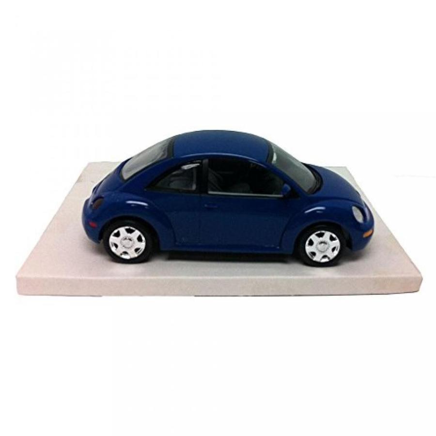 【送料無料】ミニカー Revell 1999 Volkswagen New Beetle #0909 Promo Model 1:25 Scale 青 Plastic Car Replica 輸入品