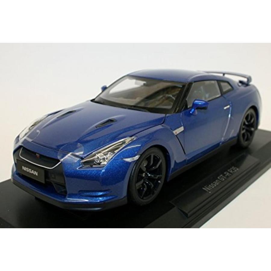 【送料無料】ミニカー Nissan GT-R R-35 (2008) Diecast Model Car 輸入品