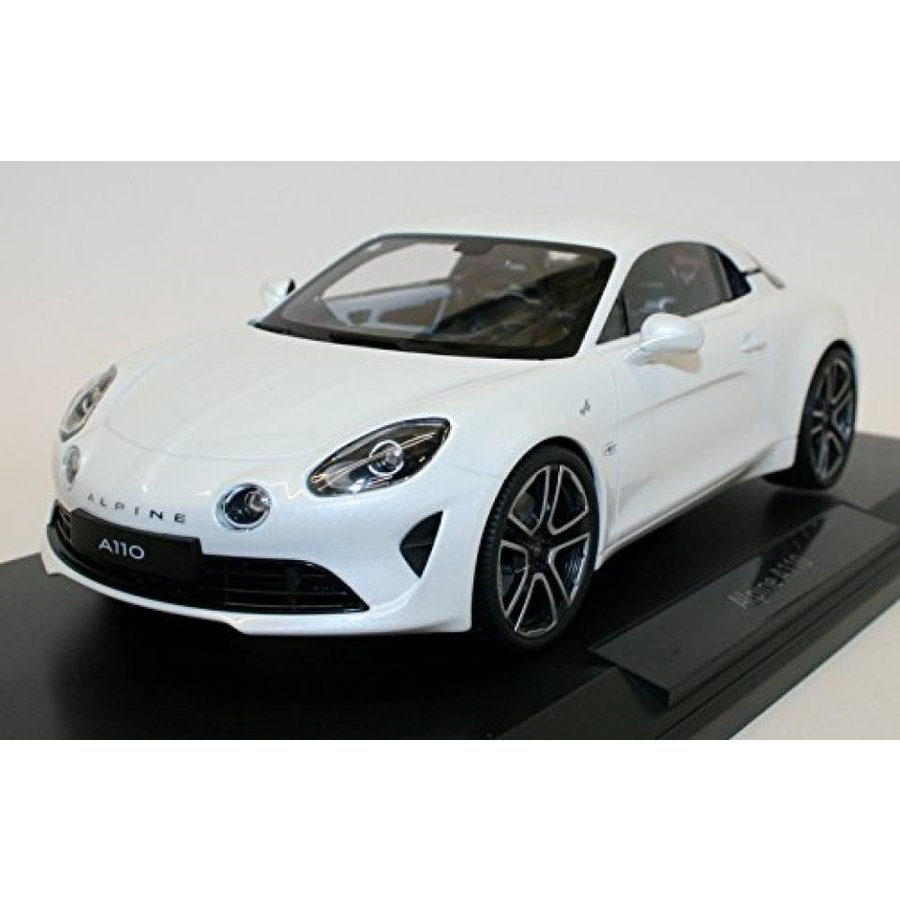 【送料無料】ミニカー Norev 1/18 Diecast Model Car 185144 - Alpine A110 Premier Edition 2017 - 白い 輸入品