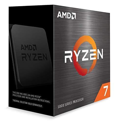 送料無料 AMD Ryzen 7 5800X cooler なし 3.8GHz 8コア / 16スレッド 32MB 105W 100-100000063WOF  【当店保証3年】海外リテール品(沖縄離島送料別途)