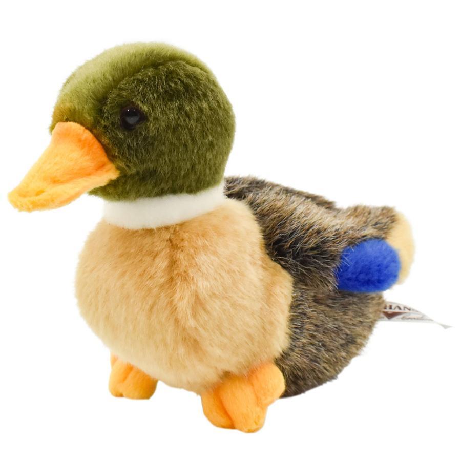 HANSA ハンサ マガモ 子 鳥 2053 リアル 動物 ぬいぐるみ プレゼント ギフト 母の日 父の日|dearbear