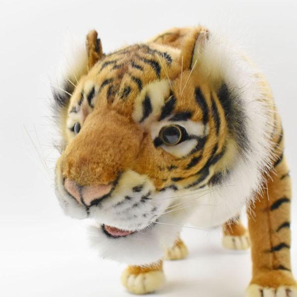 HANSA ハンサ トラ 4891 ギフト対象外 リアル 動物 ぬいぐるみ プレゼント ギフト 母の日 父の日|dearbear|04
