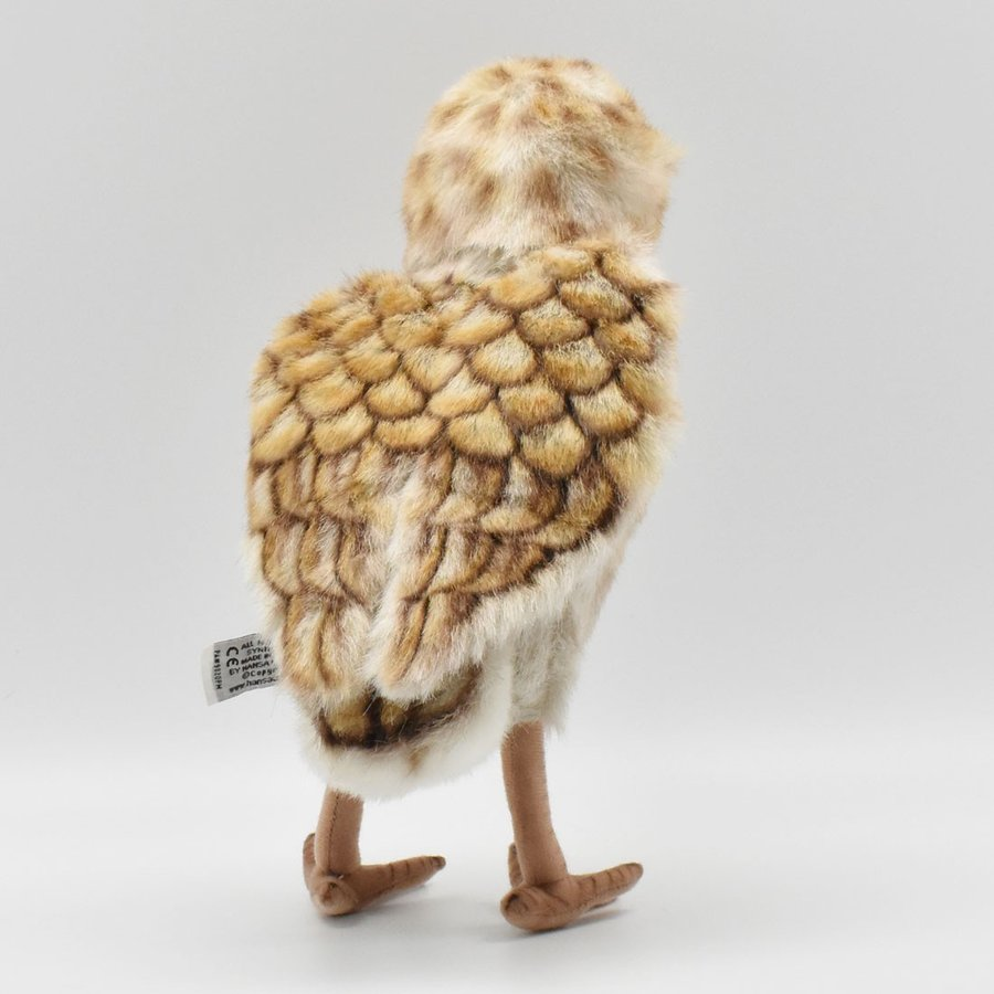 HANSA ハンサ アナフクロウ 鳥 5203 リアル 動物 ぬいぐるみ プレゼント ギフト 母の日 父の日|dearbear|03
