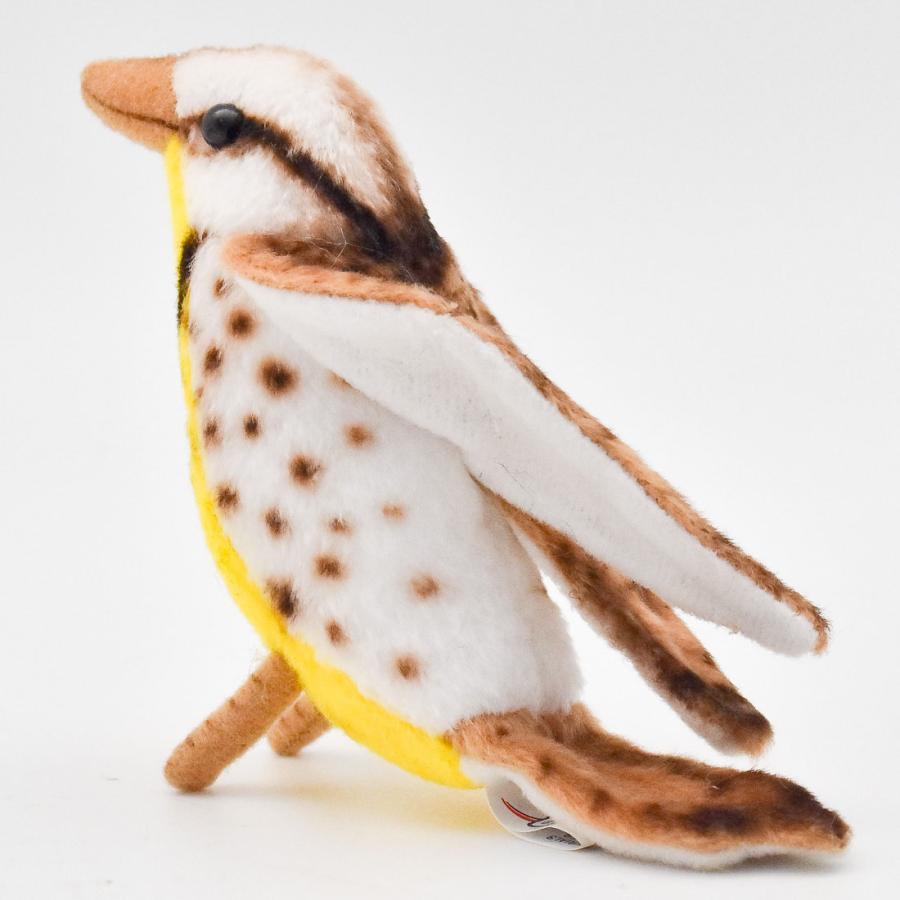 HANSA ハンサ キヅタアメリカムシクイ 鳥 5521 リアル 動物 ぬいぐるみ プレゼント ギフト 母の日 父の日 dearbear 09