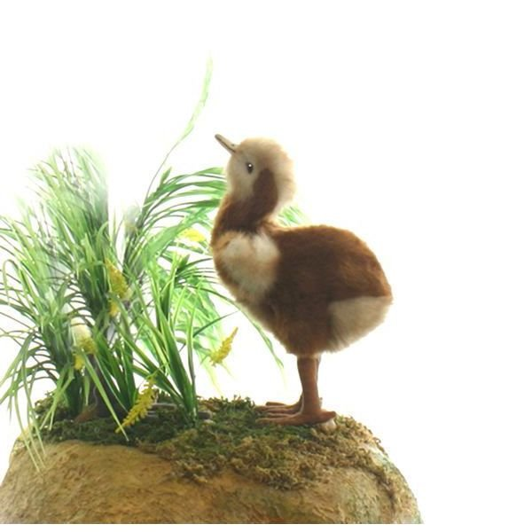 HANSA ハンサ タンチョウ 子 鳥 5721 リアル 動物 ぬいぐるみ プレゼント ギフト 母の日 父の日 dearbear