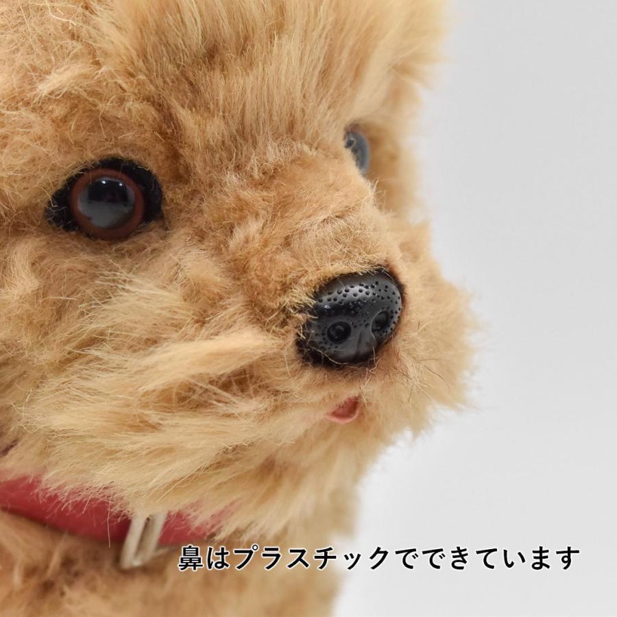 HANSA ハンサ トイプードル 犬 6153 リアル 動物 ぬいぐるみ プレゼント ギフト 母の日 父の日|dearbear|08