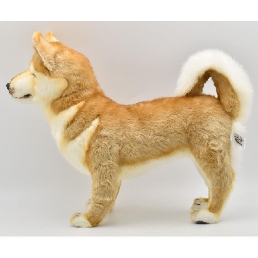 HANSA ハンサ シバケン 犬 6345 ギフト対象外 リアル 動物 ぬいぐるみ プレゼント ギフト 母の日 父の日 dearbear 02